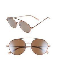 Raen - Multicolor Scripps 55mm Round Sunglasses - Lyst