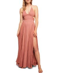 Free People - Multicolor Endless Summer By Lillie Maxi Dress - Lyst