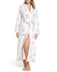 Carole Hochman | Multicolor Quilted Robe | Lyst