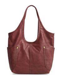 Frye - Multicolor Campus Rivet Leather Shoulder Bag - Lyst