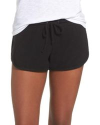 Chaser - Black Love Shorts - Lyst