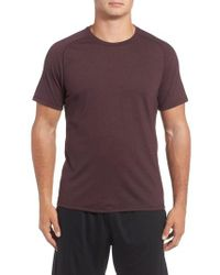 Zella | Purple Celsian Training T-shirt for Men | Lyst