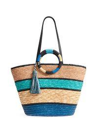 Rebecca Minkoff - Blue Handbag - Lyst