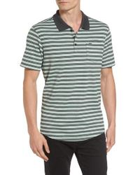 Hurley | Green Tower 5 Dri-fit Polo for Men | Lyst