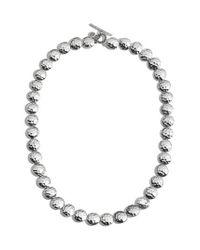 John Hardy - Metallic 'palu' Collar Necklace - Lyst