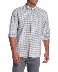 Joe Fresh - White Standard Fit Button Down Shirt for Men - Lyst