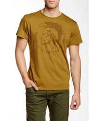 DIESEL - Multicolor Achell Graphic Tee for Men - Lyst