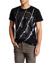 DIESEL | Black Diego Short Sleeve T-shirt for Men | Lyst