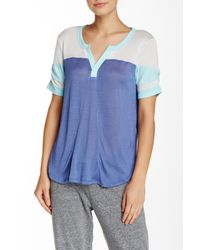 Honeydew Intimates - Blue Game On Tee - Lyst