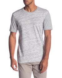 Agave - Gray Chuck Crew Neck Tee for Men - Lyst