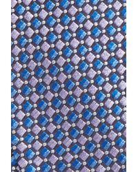 John W. Nordstrom - Purple (r) Geometric Silk Bow Tie for Men - Lyst
