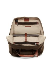 Tumi - Brown Le Jeune Backpack for Men - Lyst