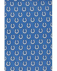 Vineyard Vines - Blue Indianapolis Colts Print Tie for Men - Lyst