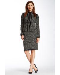 Nanette Lepore | Black Pinot Noir Skirt | Lyst