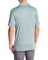 Peter Millar - Blue Perfect Pique Polo for Men - Lyst