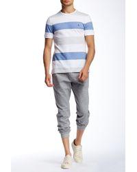 Original Penguin - Gray Bonded Beckford Sweatpants for Men - Lyst