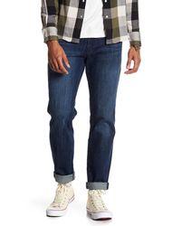 "Lucky Brand - Blue Original Straight Leg Jeans - 30-34"" Inseam for Men - Lyst"