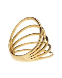 Gorjana - Metallic Carine Multi-bar Ring - Size 8 - Lyst