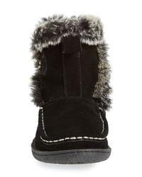 Woolrich - Black 'pine Creek' Boot (women) - Lyst