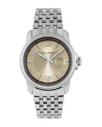 Tommy Bahama | Metallic Men's Stainless Steel Watch for Men | Lyst