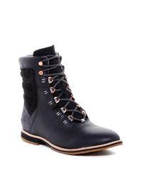 Ahnu - Black Chenery Hiking Boot - Lyst