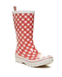 Helly Hansen | Red Midsund Waterproof Rain Boot | Lyst