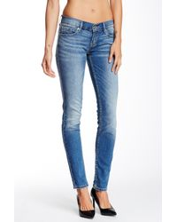 Levi's - 524 Fade Into Blue Skinny Jean - Multiple Lengths Available (juniors) - Lyst