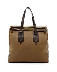 Belstaff | Green Dorchester Shoulder Bag | Lyst