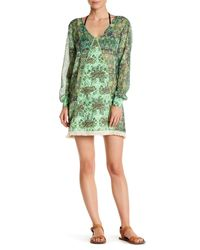 Maaji | Green Wild Gypsy Tunic | Lyst