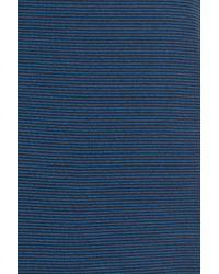 Midnight By Carole Hochman - Blue Split Neck Tank - Lyst