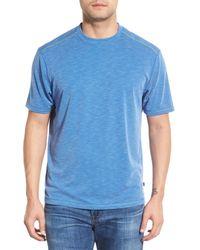 Tommy Bahama - Blue 'paradise Around' Crewneck T-shirt for Men - Lyst