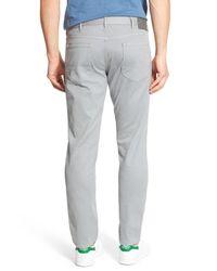 Bonobos - Gray 'bedford - Carpenter' Slim Fit Corduroy Pants for Men - Lyst