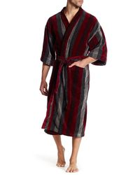 Majestic Filatures - Red Soft Robe for Men - Lyst