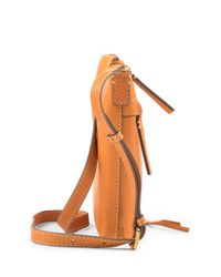 Frye - Multicolor Sunrise Carson Leather Crossbody - Lyst