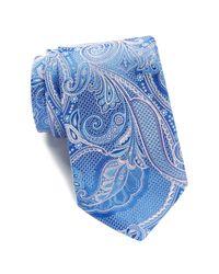 John W. Nordstrom - Pink Paisley Silk Tie for Men - Lyst