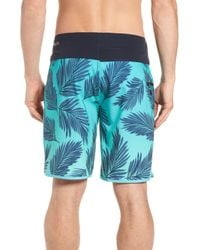 Rip Curl - Blue Mirage Mason Rockies Board Shorts for Men - Lyst