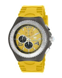 TechnoMarine | Yellow Men's Cruise Jellyfish Sport Watch for Men | Lyst