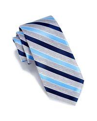 Perry Ellis - Blue Ramadal Stripe Tie for Men - Lyst