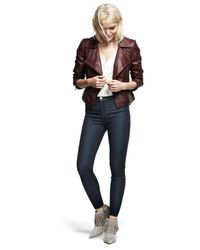 J Brand - Multicolor Maria High Rise Jean - Lyst