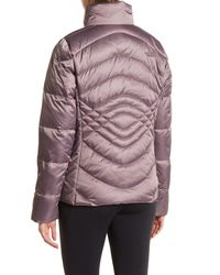 The North Face - Gray Aconcagua Front Zip Jacket - Lyst