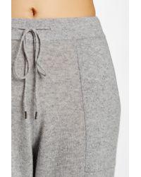 360cashmere - Gray Pantalone Cashmere Pant - Lyst
