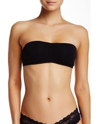 Honeydew Intimates - Black Basic Bandeau - Lyst