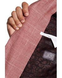 Ike Behar - Red Logan Sports Coat for Men - Lyst