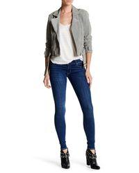 Levi's   Blue 710 Super Skinny Jean   Lyst