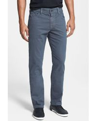 AG Jeans | Blue Graduate Tailored Leg Pant for Men | Lyst