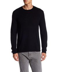 Theory - Blue Kamero Cashmere Sweater for Men - Lyst