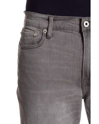Lucky Brand - Gray Vintage Straight Leg Jean for Men - Lyst