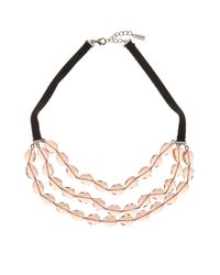 BaubleBar | Pink Stassi Collar Necklace | Lyst