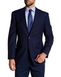 Tommy Hilfiger - Blue Oscar Two Button Notch Lapel Sportcoat for Men - Lyst