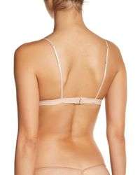 Honeydew Intimates - Natural Lace Triangle Bralette - Lyst
